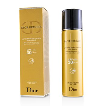 0da5296df Dior Bronze Beautifying Protective Milky Mist Sublime Glow SPF 30 For Face  & Body