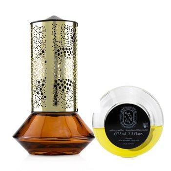Hourglass Diffuser - Fleur D'Oranger (Orange Blossom)  75ml/2.5oz