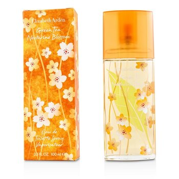 Green Tea Nectarine Blossom Eau de Toilette Spray  100ml/3.3oz