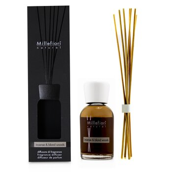 Dyfuzor zapachowy Natural Fragrance Diffuser - Incense & Blond Woods  250ml/8.45oz
