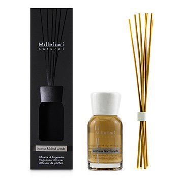 Natural Fragrance Diffuser - Incense & Blond Woods  100ml/3.38oz