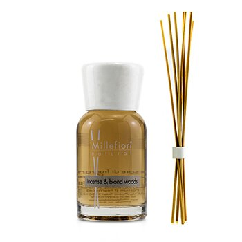 Dyfuzor zapachowy Natural Fragrance Diffuser - Incense & Blond Woods  100ml/3.38oz