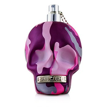 To Be Camouflage Eau De Parfum Spray (Pink Limited Edition)  125ml/4.2oz