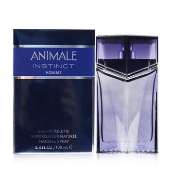 Animale Instinct Eau De Toilette Spray  100ml/3.4oz