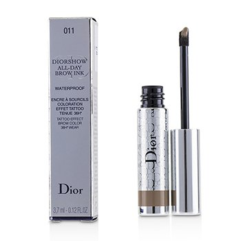 Wodoodprony tusz do brwi Diorshow All Day Waterproof Brow Ink  3.7ml/0.12oz