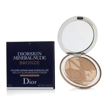 Diorskin Mineral Nude Bronze Healthy Glow Bronzing Powder  10g/0.35oz