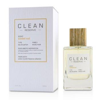 Clean Sueded Oud Eau De Parfum Spray  100l/3.4oz