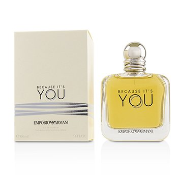 Emporio Armani Because It's You Eau De Parfum Spray  150ml/5.1oz