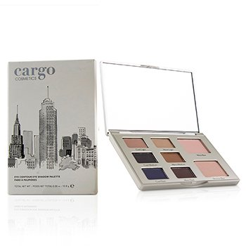 Eye Contour Eye Shadow Palette  10.8g/0.38oz