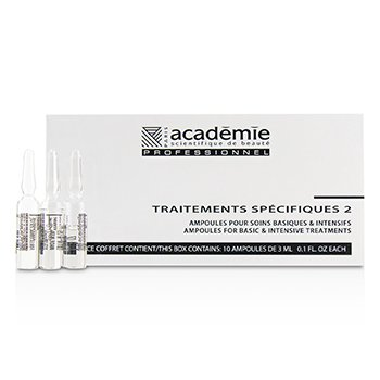 Specific Treatments 2 Ampoules Collagene Marin (Light Yellow) - Salongprodukt  10x3ml/0.1oz