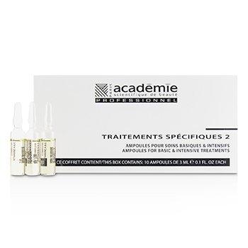 Specific Treatments 2 Ampoules Complexe Vitamine A&E (Oily Yellow) - Salongprodukt  10x3ml/0.1oz