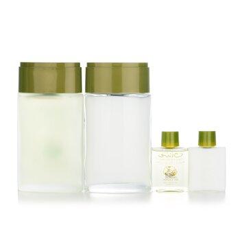 Olive For Man Set: 2x Fresh Skin, 2x Fresh Emulsion  4pcs