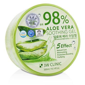 98% Aloe Vera Soothing Gel  300ml/10.14oz