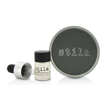 Magnificent Metals Foil Finish Eye Shadow With Mini Stay All Day Liquid Eye Primer  2pcs