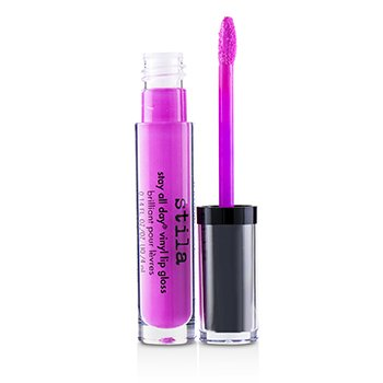 adb44f792abbb Stila - Stay All Day Vinyl Lip Gloss -   Hot Pink Vinyl - Lip Color ...