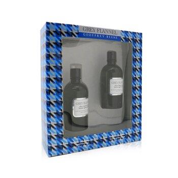 Grey Flannel Coffret: Eau De Toilette Spray 120ml/4oz + After Shave Lotion 120ml/4oz  2pcs