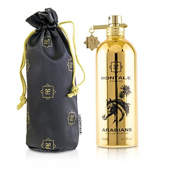 Arabians Eau De Parfum Spray 100ml/3.4oz