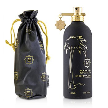 Aqua Gold Eau De Parfum Spray  100ml/3.4oz