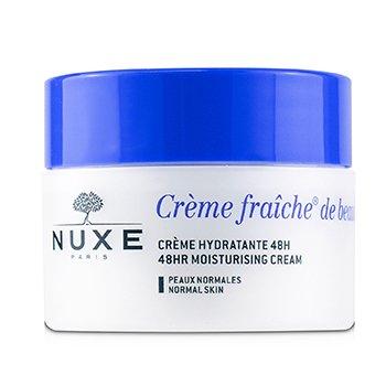 Creme Fraiche De Beaute 48HR Moisturising Cream - For Normal Skin  50ml/1.7oz