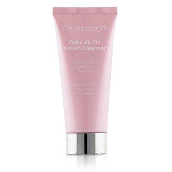 Rose De Vie Cream Cleanser  100ml/3.4oz