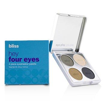Hey Four Eyes 4 Piece Eyeshadow Palette  6.8g/0.24oz