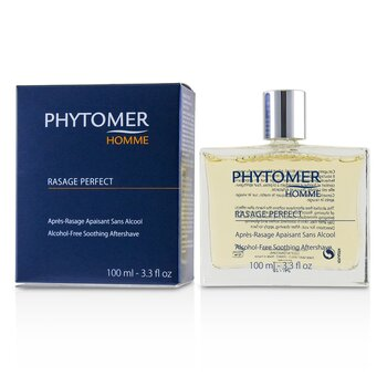 Homme Rasage Perfect Alcohol-Free Soothing Aftershave  100ml/3.3oz