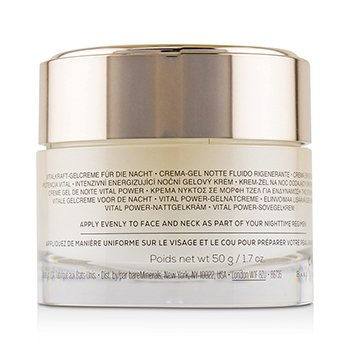 Skinlongevity Vital Power Sleeping Gel Cream  50g/1.7oz