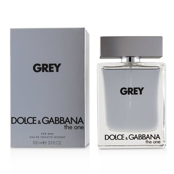 The One Grey Eau De Toilette Intense Spray  100ml/3.3oz