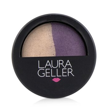 Baked Color Intense Shadow Duo  7.5g/0.26oz