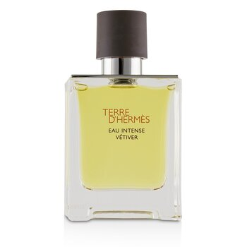 Terre D'Hermes Eau Intense Vetiver Eau De Parfum Spray  50ml/1.6oz