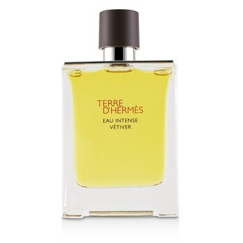 Terre D'Hermes Eau Intense Vetiver Eau De Parfum Spray  100ml/3.3oz