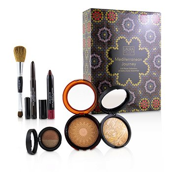 Mediterranean Journey A 6 Piece Collectin Of Sultry Color Essentials  6pcs