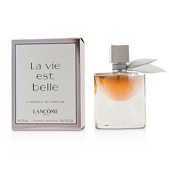 Belle La 20ml0 De Parfum Vie Spray Lancome 67oz Est Lžabsolu KulcTF31J