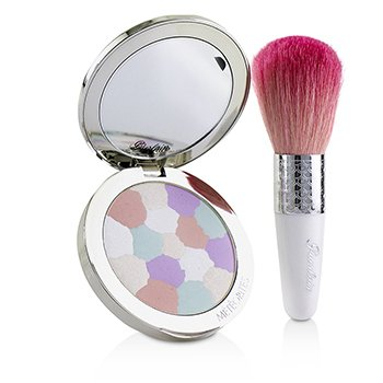 Meteorites Travelling Compact Light Revealing Powder And Brush  2pcs