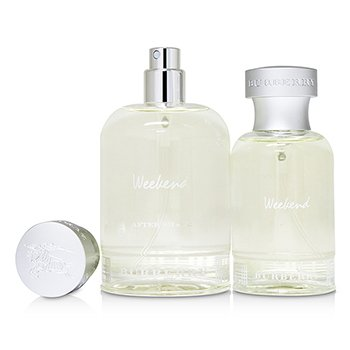 Weekend Coffret: Eau De Toilette Spray 50ml/1.7oz + After Shave 100ml/3.3oz  2pcs
