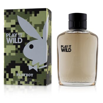 Play It Wild Eau De Toilette Spray  100ml/3.4oz