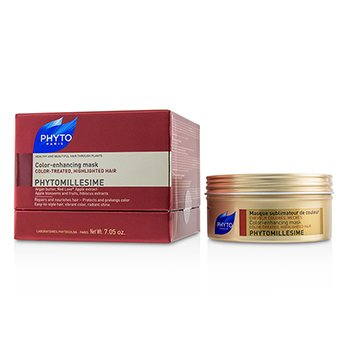 Phytomillesime Color-Enhancing Mask (Color-Treated, Highlighted Hair)  200ml/7.05oz