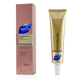 Phytoelixir Очищающий Крем (для Очень Сухих Волос)  75ml/2.5oz
