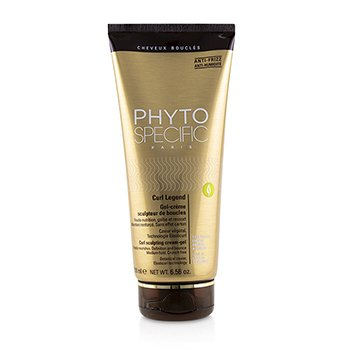 Phyto Specific Curl Legend Curl Sculpting Cream-Gel  200ml/6.56oz