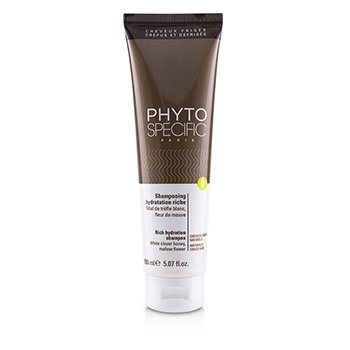Phyto Specific Rich Hydration Shampoo (Naturally Coiled Hair)  150ml/5.07oz