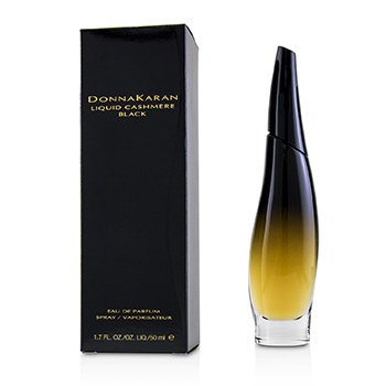 Donna Karan Liquid Cashmere Black Eau De Parfum Spray  50ml/1.7oz