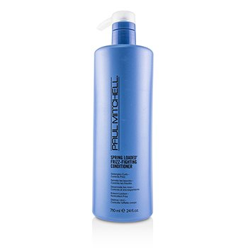 Spring Loaded Frizz-Fighting Conditioner (Detangles Curls, Controls Frizz)  710ml/24oz