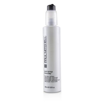 Soft Style Quick Slip (Faster Styling - Soft Texture)  200ml/6.8oz