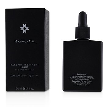 Marula Oil Rare Oil Treatment Light (For Hair and Skin)  50ml/1.7oz