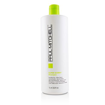 Super Skinny Shampoo (Smoothes Frizz - Softens Texture)  1000ml/33.8oz