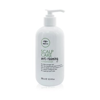 Tea Tree Scalp Care Anti-Thinning Conditioner (For Fuller, Stronger Hair)  300ml/10.14oz