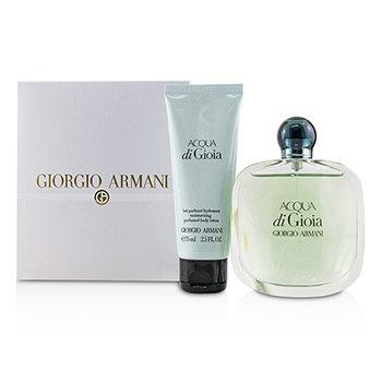Giorgio Armani Acqua Di Gioia Coffret Eau De Parfum Spray 100ml