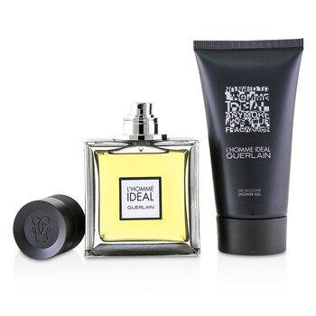 L'Homme Ideal Coffret: Eau De Toilette Spray 50ml/1.6oz + Shower Gel 75ml/2.5oz  2pcs