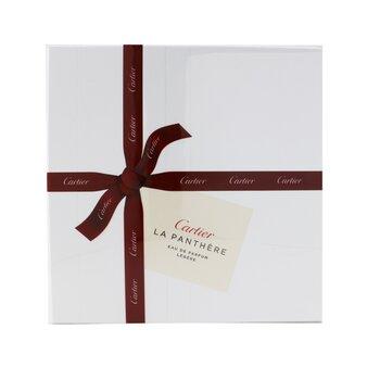 La Panthere Coffret: Eau De Parfum Legere Spray 75ml/2.5oz + Perfumed Body Lotion 100ml/3.3oz + Perfumed Shower Gel 100ml/3.3oz 3pcs