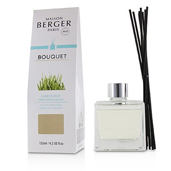 Cube Scented Bouquet - Fresh Green Grass  125ml/4.2oz